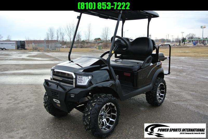 2012 Club Car Precedent Gas Golf Cart #8645