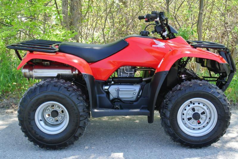 2016 HONDA TRX250TMG FOURTRAX RECON RED #2861