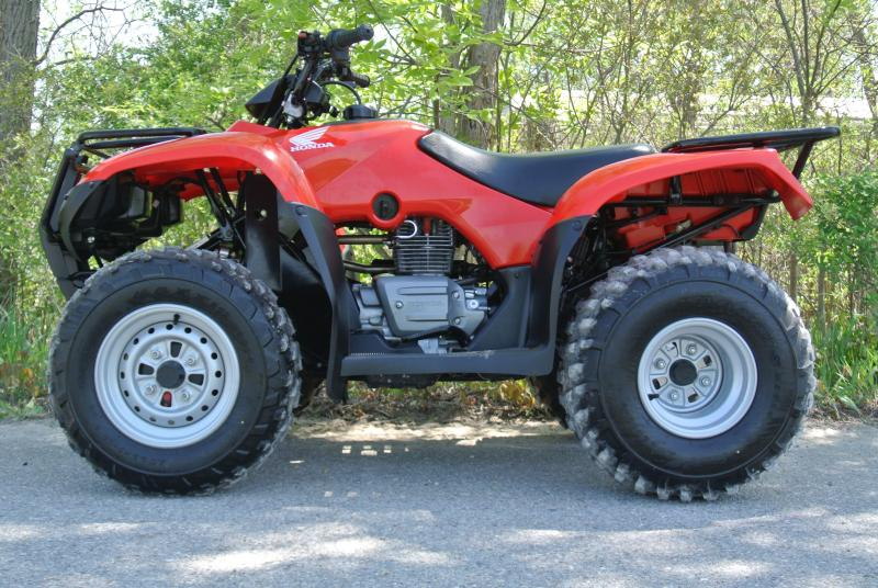 2016 HONDA TRX250TMG FOURTRAX RECON RED #2861