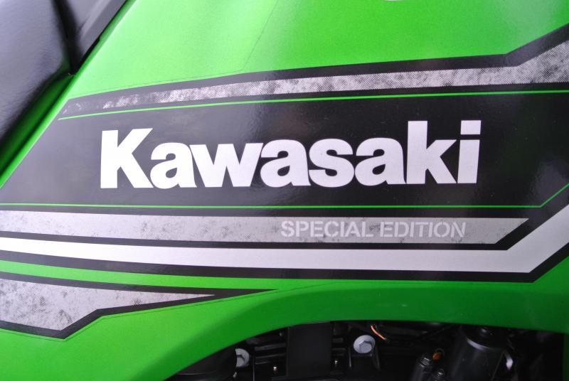 2016 KAWASAKI KVF750JGF BRUTEFORCE (4X4 CANDY LIME GREEN)