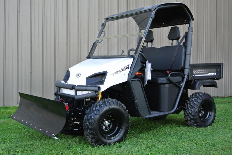 2018 American Land Master LS677 EFI EPS WHITE Utility Side-by-Side (UTV) #0215