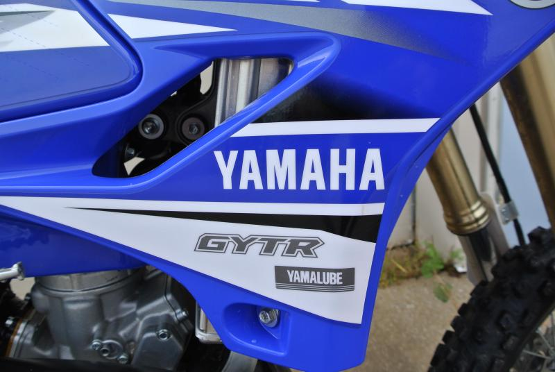 2017 YAMAHA YZ250 2-Stroke TEAM YAMAHA (BLUE/WHITE) #3303