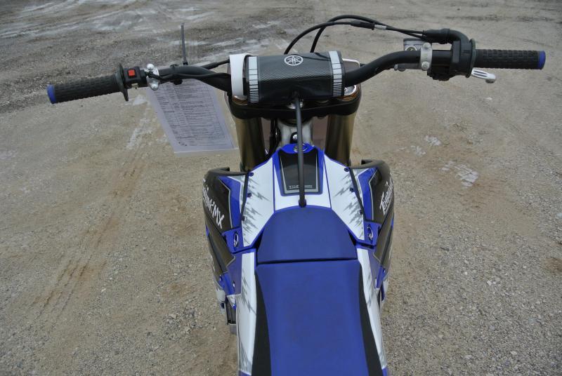 2018 Yamaha YZ250F Motorcycle MX Motocross Team Edition #8887