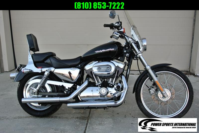 2004 Harley Davidson XL 1200 Custom Motorcycle #6906