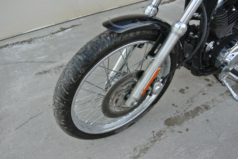 2004 Harley Davidson XL 1200 Custom Motorcycle #6906