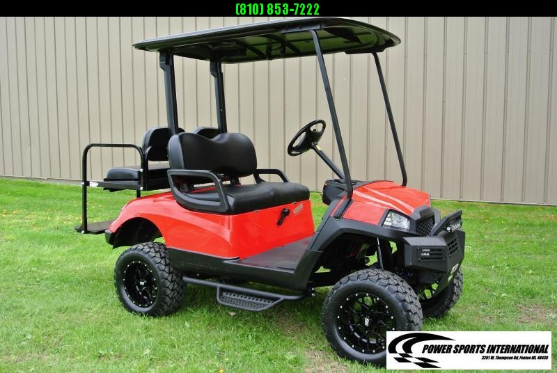 2011 Custom Yamaha Drive GAS POWERED Golf Cart #4696