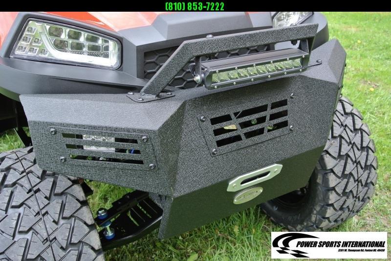 2011 Custom Yamaha Drive GAS POWERED Golf Cart #4696