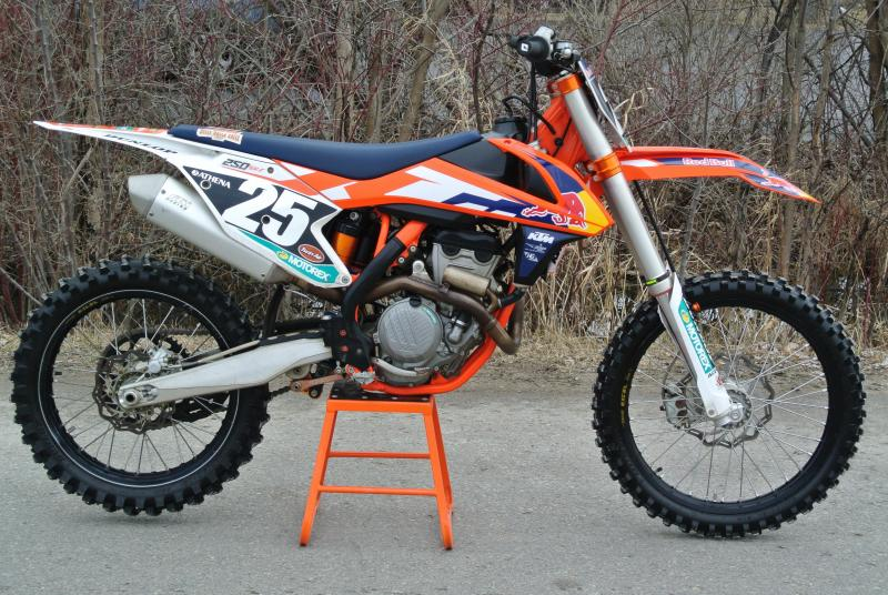 2015 ktm sx-f factory edition 250 motorcycle mx #2299 | power