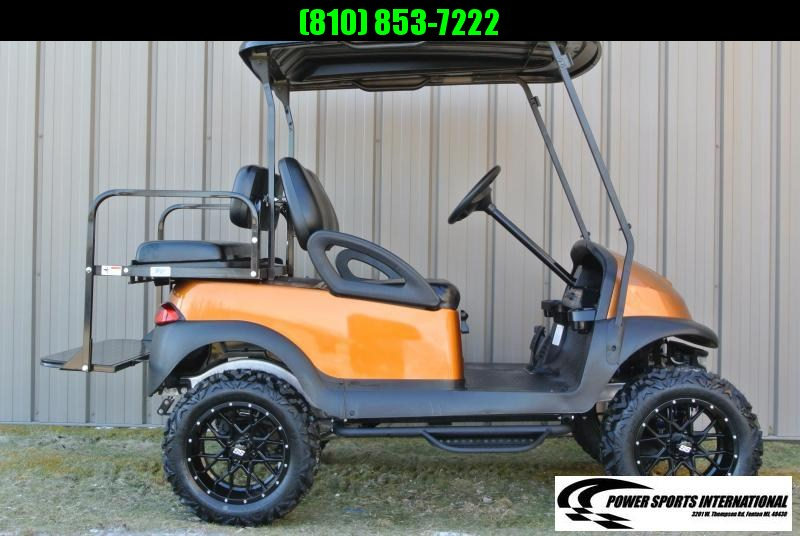 2013 Club Car gas w/Custom Painted body and thousands in extras. #6714