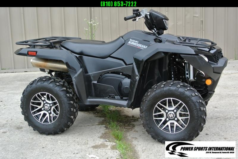 2019 SUZUKI LT-A750XPZSL9 KINGQUAD AXI SE (POWER STEERING) #3967
