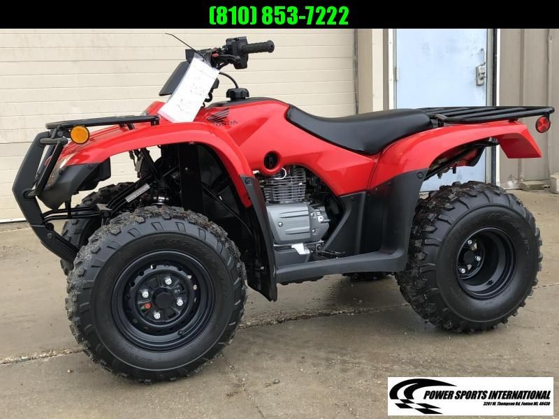 2019 HONDA TRX250TEE FOURTRAX RECON (ELECTRIC SHIFT) #0267
