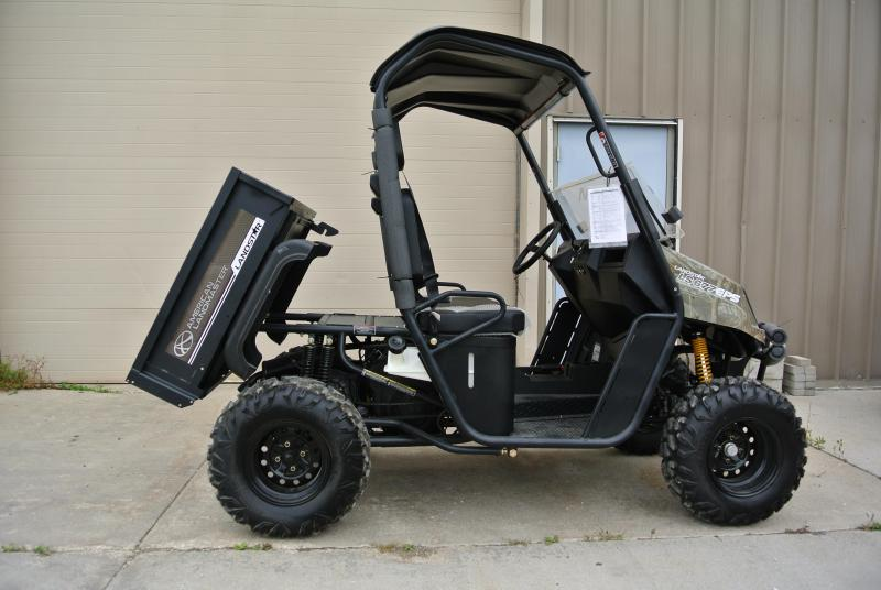 2018 American Land Master LS677 EFI EPS CAMO Utility Side-by-Side #0209