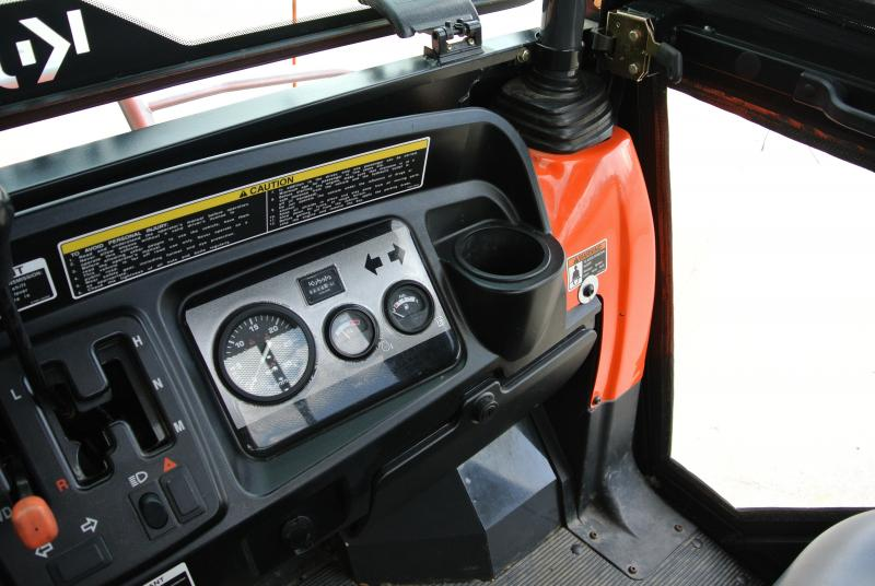 2001 Kubota Diesel RTV 900 SIDE BY SIDE UTILITY UTV #0640