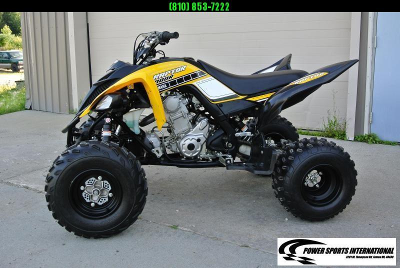2016 YAMAHA RAPTOR 700R Special Edition ATV #5613