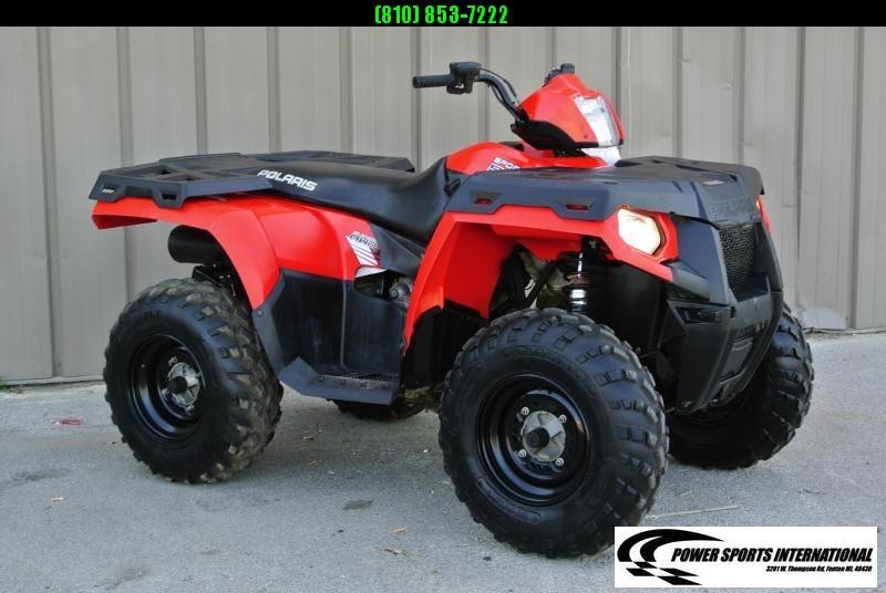 2013 POLARIS SPORTSMAN 500 H.O. 4X4 ATV  #9678