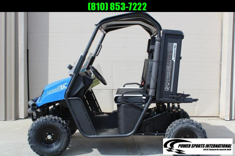 2019 American LandMaster LS 350DL (Differential Lock) Utility Side-by-Side (UTV) #0167
