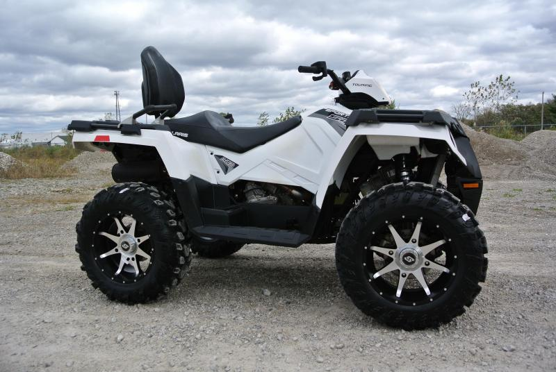 2017 POLARIS SPORTSMAN TOURING 570 EPS with Snowplow PKG #7350