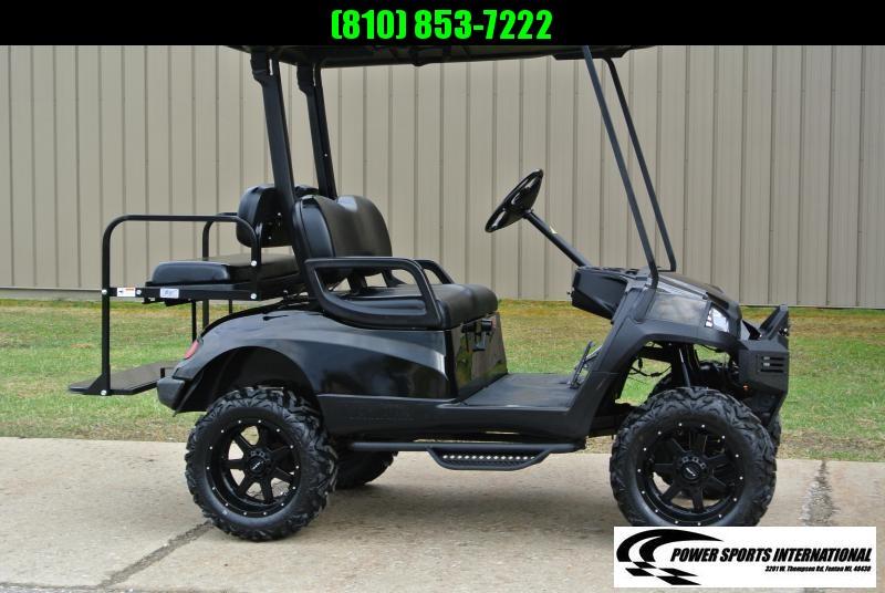 2011 Custom Yamaha Drive Gas Powered Golf Cart #4662