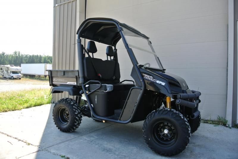 2018 American Land Master LS550 EPS Black Utility Side-by-Side (UTV) #0279