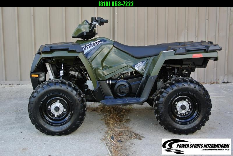 2017 POLARIS SPORTSMAN 450 EPS EFI 4X4 ATV #2045