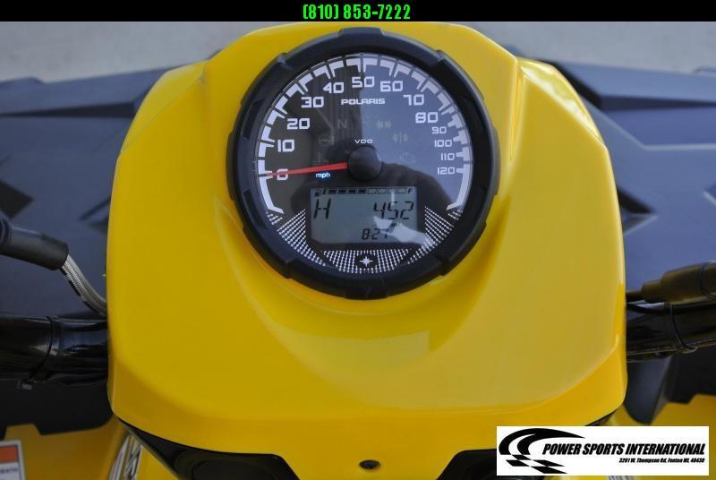 2016 POLARIS SPORTSMAN 570 EFI YELLOW 4X4 ATV #6863 | Power Sports