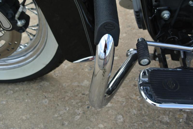 2009 HARLEY_DAVIDSON FLSTN SOFTAIL DELUXE Motorcycle  #4597