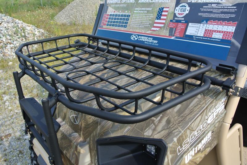 2018 American LandMaster Landstar 550 EPS RANGER Utility Side-by-Side #0336