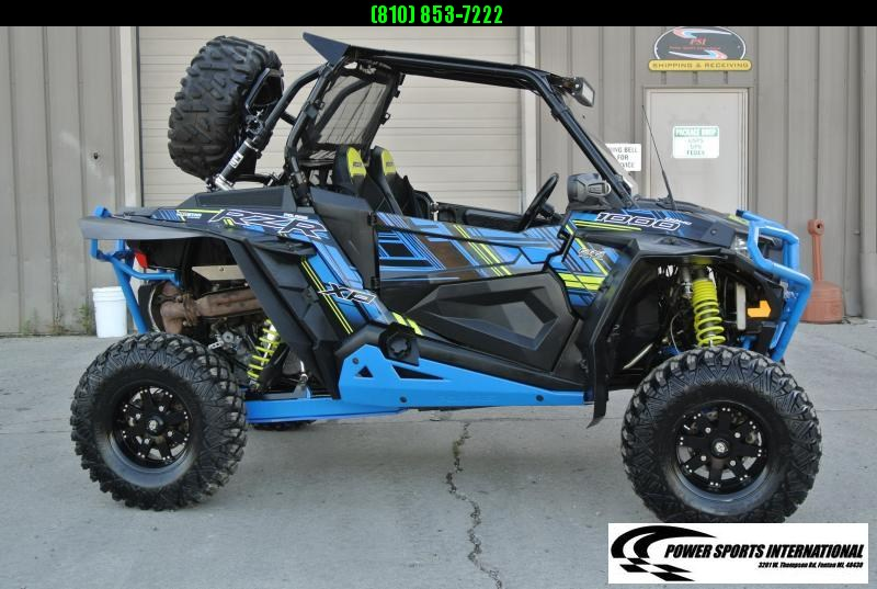 2017 POLARIS RZR XP 1000 EPS with Ride Command System #01700