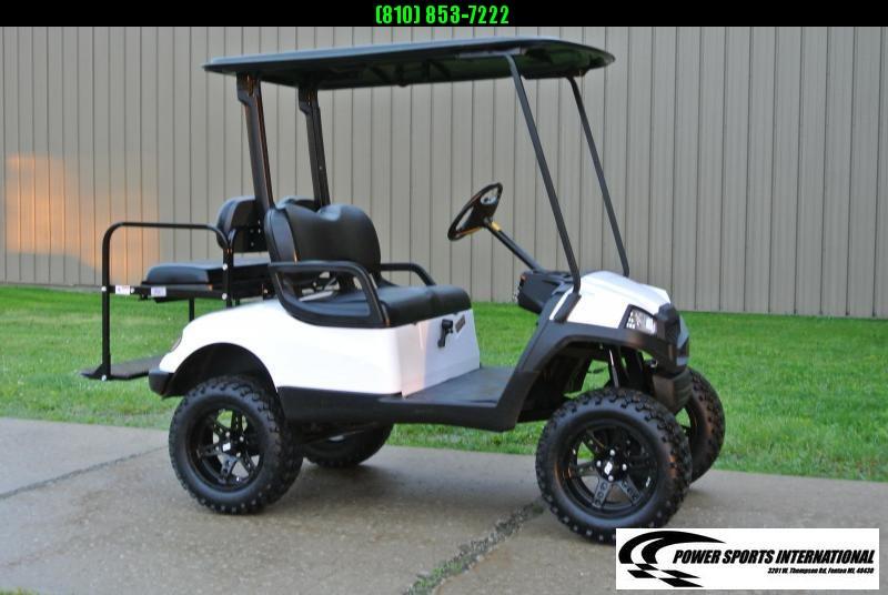 2011 Custom Yamaha Drive GAS POWERED Golf Cart #4123