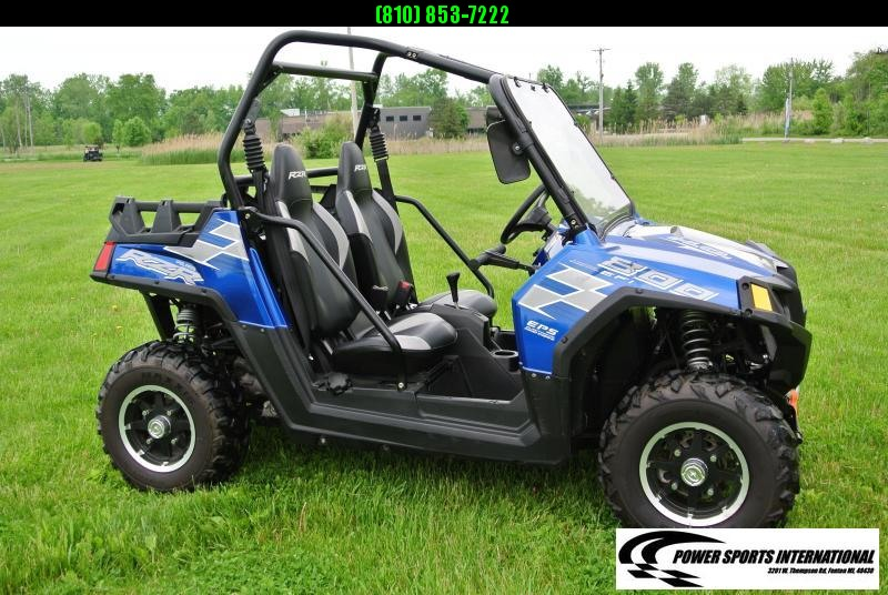 2013 Polaris RZR 800 EFI EPS Sport Side by Side with Extras #2516