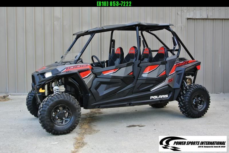 2019 POLRAIS RZR S4 1000 (ELECTRIC POWER STEERING) 4-SEATER #2344
