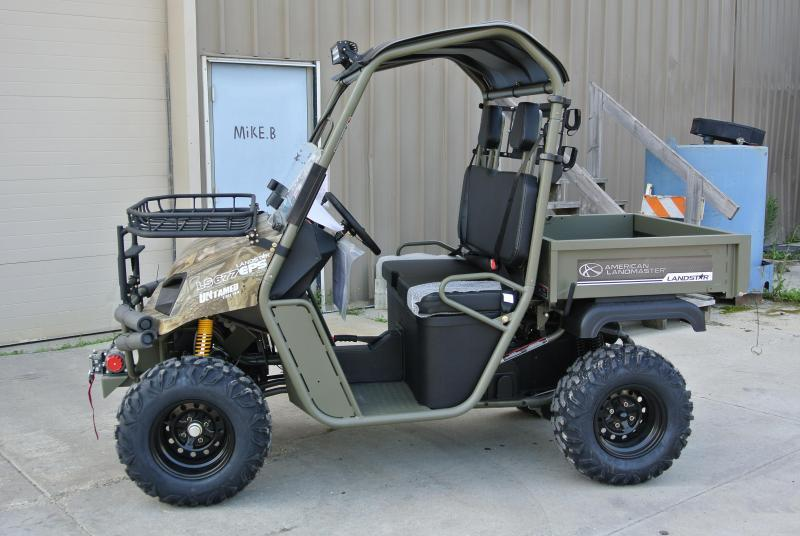 2018 American Land Master LS677 EFI EPS Special Edition Utility Side-by-Side (UTV) #0244