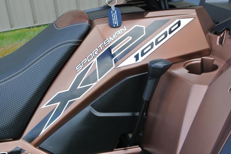 2017 POLARIS SPORTSMAN XP 1000 XP Matt Copper Limited Edition #0682