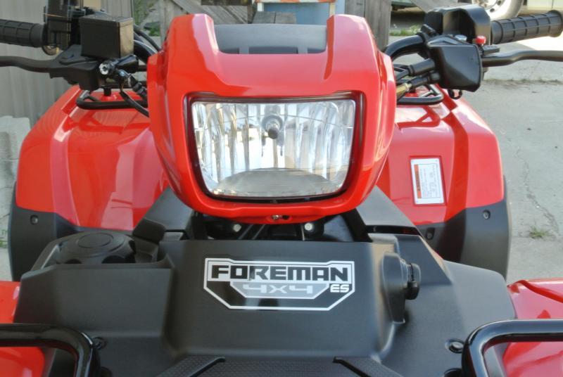 2014 HONDA TRX500FE1E FOURTRAX FOREMAN 4X4 ELECTRIC SHIFT w/ Extras #0259