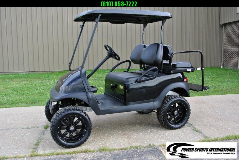 2013 Club Car Precedent Gas Powered Golf Cart #4069