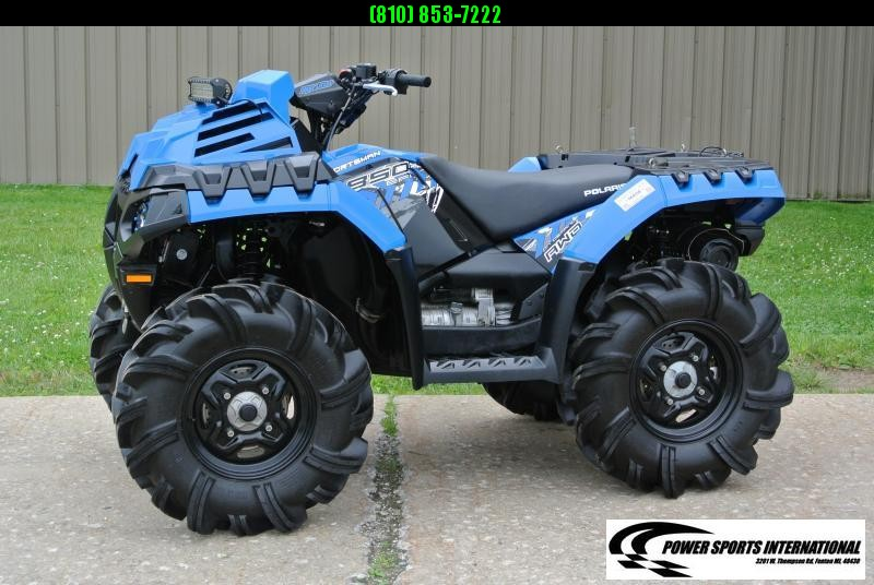 2017 POLARIS SPORTSMAN 850 HIGHLIFTER EDITION #4011