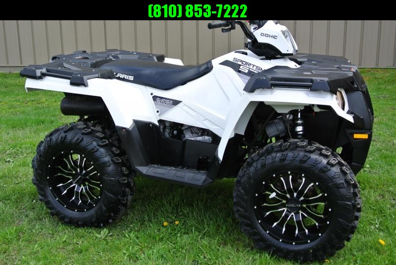 2015 POLARIS SPORTSMAN 570 EPS 4X4 ATV #3217
