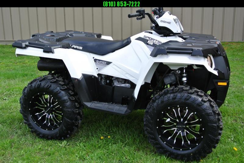 2015 POLARIS SPORTSMAN 570 EPS 4X4 ATV #3217