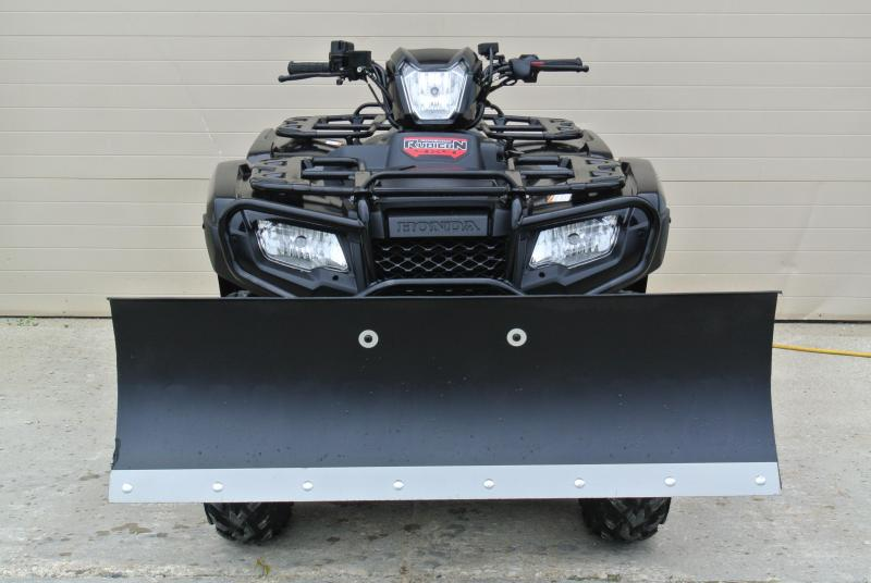 2016 HONDA TRX500FA6G FOURTRAX FOREMAN RUBICON 4X4 ELECTRIC POWER STEERING w/ Plow #1238