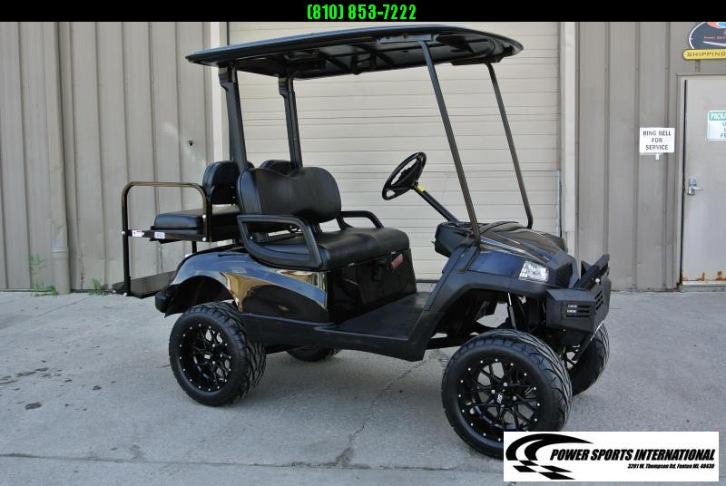 2011 Custom Yamaha Drive GAS POWERED Golf Cart #4056