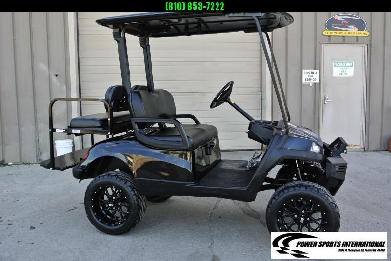 2011 Custom Yamaha Drive GAS POWERED Golf Cart #4056