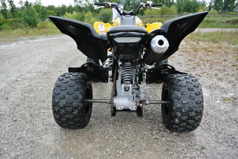 2016 Yamaha Raptor 700R #4782 ATV