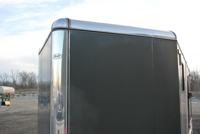 2017 R&R 8 x 20 VDCP Deluxe Platinum Enclosed Cargo Trailer