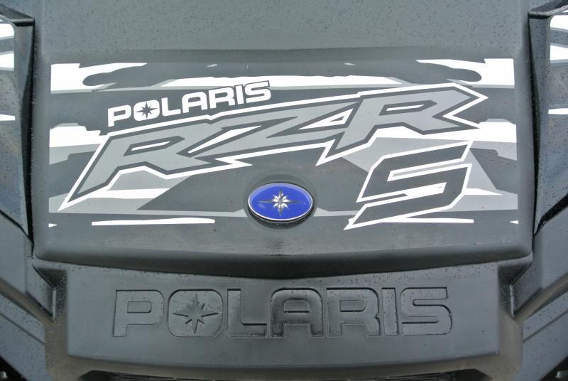 2018 POLARIS RZR S 900 EPS Black Sport Side-by-Side #3008