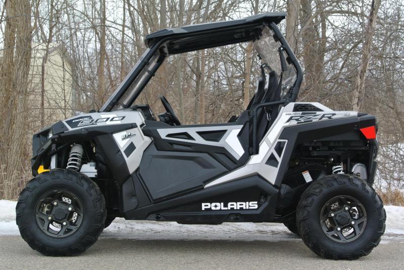 "2016 Polaris RZR 900 EPS 50"" Trail Edition Side-by-Side w/ Extras #5082"