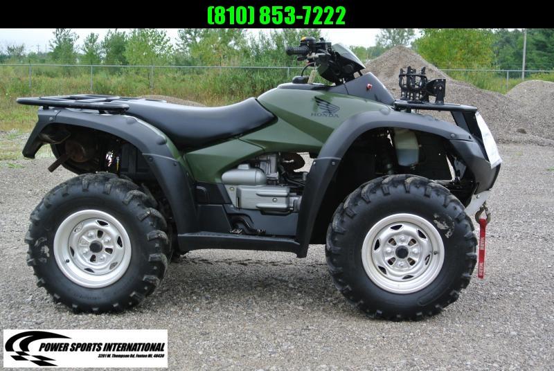 2013 HONDA RINCON 680 4X4 ATV Four Wheeler #1537