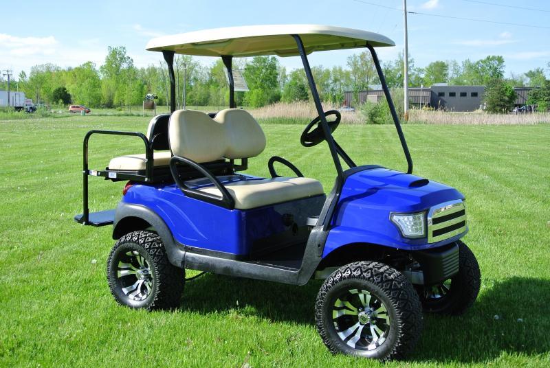 2011 CUSTOM Club Car Precedent I2 Electric Golf Cart #5917