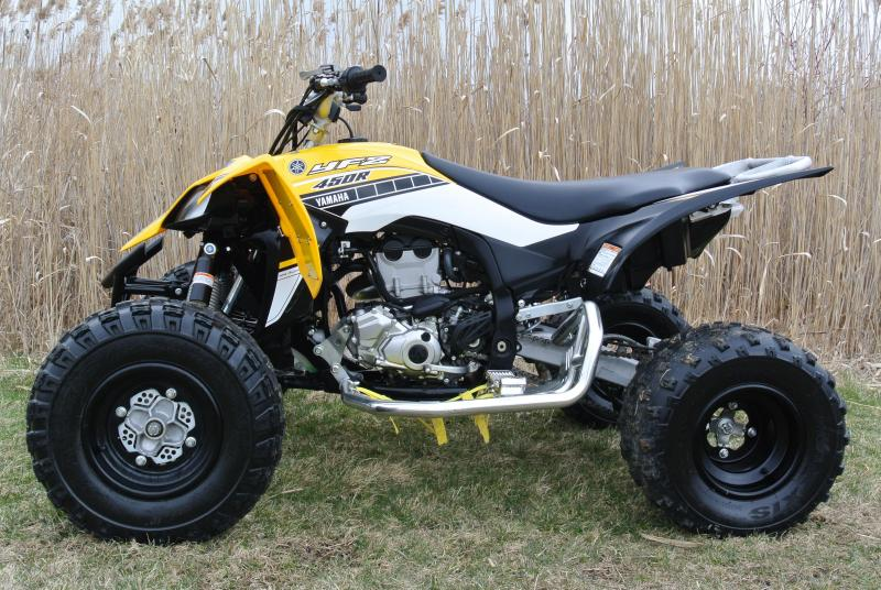 2016 YAMAHA YFZ450R SPECIAL EDITION SPORT ATV with EXTRAS #1715