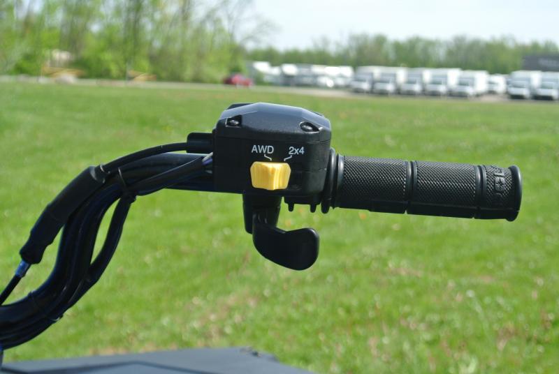 2015 Polaris Sportsman ETX 4X4 ATV Like new with Low Hrs. #8766