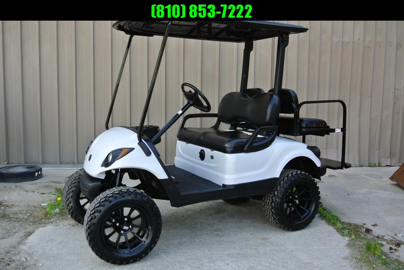2013 Yamaha Drive Electric 48v Golf Cart #4809